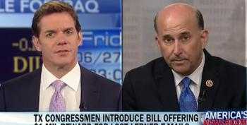 Wingnut Rep. Louie Gohmert Proposes $1 Million Bounty For Lost IRS Emails