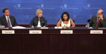 Heritage Foundation Benghazi Panel Goes Full On Xenophobic Against Female Muslim Student