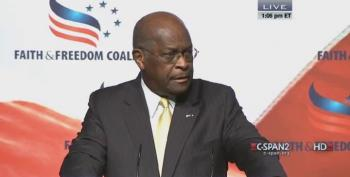Herman Cain: 'Stupid People Are Ruining America'
