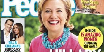 Drudge Report's Hillary Clinton 'Walker-Gate' Fantasy Picture
