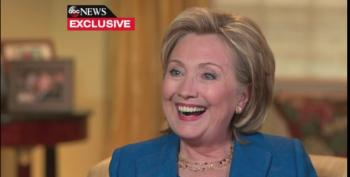 Hillary Clinton Pokes Karl Rove Over 'Brain Damage' Remarks