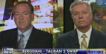 Lindsey Graham Thanks Obama For 'Keeping Benghazi Alive' With Bergdahl Prisoner Swap