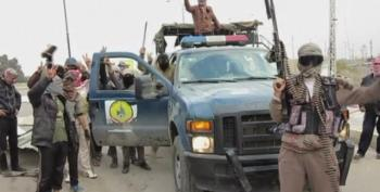 Iraq Militants Move Nearer To Baghdad In Lightning Offensive