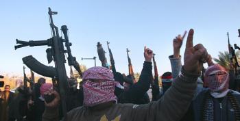 US Mulls Air Strikes As Iraq Militants Advance On Baghdad