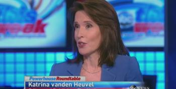 Katrina Vanden Heuvel Calls Out GOP Lawmakers For Refusing To Govern