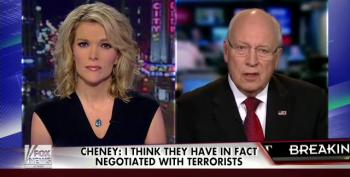 Cheney Attacks Obama For 'Unwise' Policy In Middle East