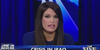 Fox's Guilfoyle: Cheney Was In The White House When We 'Were Feared And Respected In The World'