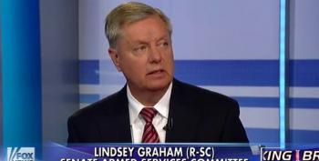 Lindsey Graham Wants Air Strikes To 'Prevent Another 9-11'