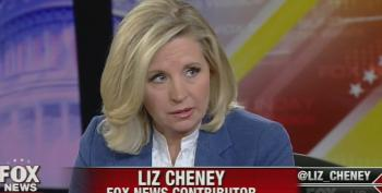 Liz Cheney Pretends She Cares About Government Officials Lying To Americans