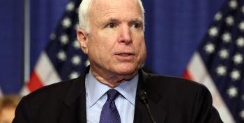 That Time John McCain Gave Bush Credit For Troops Leaving Iraq In 2010