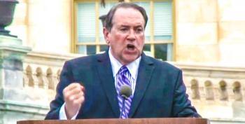 Huckabee Says MLK Would Agree That Marriage Equality Is Like The Holocaust