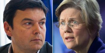 Watch Elizabeth Warren And Thomas Piketty Discuss Economic Inequality