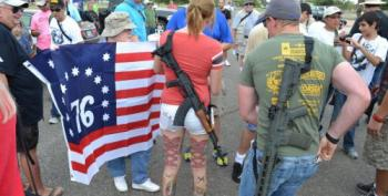 Turning On Their Creator: Open Carry Groups In Texas Destroy NRA Membership Cards