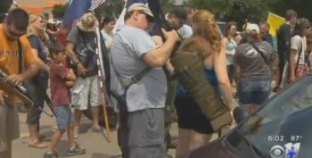The NRA Slams Open Carry Groups In Texas, Calls Them 'Weird'