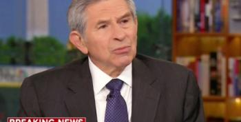 Paul Wolfowitz Refuses To Admit Underestimating Iraq's Level Of Sectarian Violence