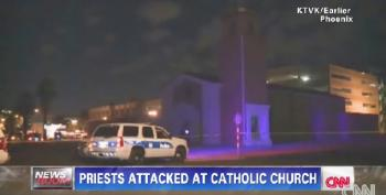 Catholic Priest Dead, Another Wounded After Attack In Arizona Church