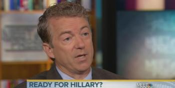 David Gregory Allows Rand Paul's Debunked Benghazi Lies To Go Unchallenged