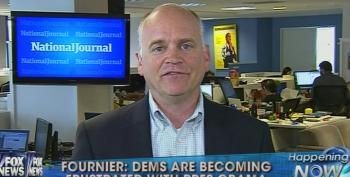 Ron Fournier's 'Obama-Whispers'