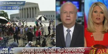 Karl Rove Continues To Conflate Birth Control With Abortion