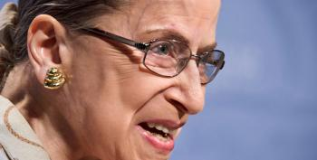 Justice Ginsburg Writes Blistering Dissent On Hobby Lobby