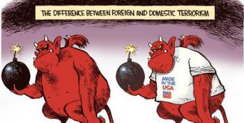 GOP/Tea Party In PANIC MODE As DOJ Announces Crack Down On Domestic Terrorists