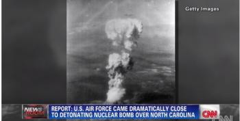 North Carolina Nearly Nuked By Our Own Air Force