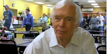 Sen. Thad Cochran Clueless About Cantor's Primary Loss - Updated