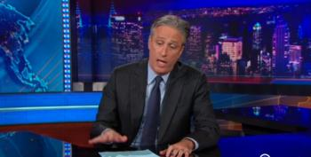 Jon Stewart Suggests Reparative Therapy For Texas Republicans