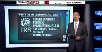 Chuck Todd: Is There Even A Victim In The IRS Scandal?