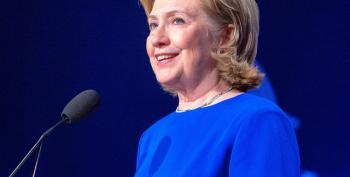 Hillary's Sister Souljah Moment