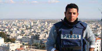 NBC Reporter Ayman Mohyeldin Returns To Gaza
