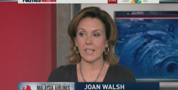 Watch Joan Walsh School Grumpy McCain About Cowardice