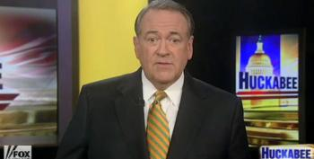 Huckabee Refers To Palestinians As Vicious, Mad Dogs