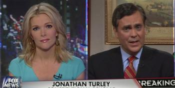 With 'Friends' Like Jonathan Turley, Who Needs Enemies?