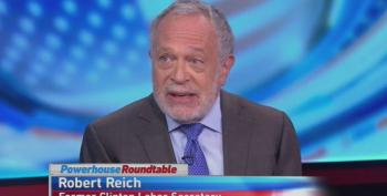Was That Robert Reich's Evil Twin Skippy On This Week?