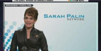 Sarah Palin's Channel Looks A Lot Like Tina Fey's