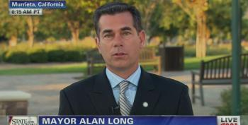 CNN's Crowley Gives Murrieta Mayor A Pass For Whipping Up Anti-Immigrant Protesters