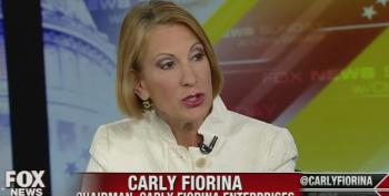 'Fox Foreign Policy Expert' Fiorina Tells Obama How To Handle Putin