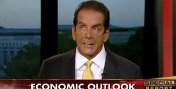 Krauthammer Crows About Failure To Extend Unemployment Benefits