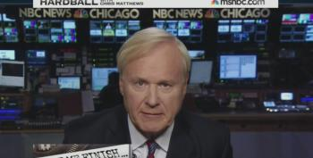 Chris Matthews Pretends Next Democratic President Is Ever Going To Be Allowed To Have A 'Mandate'