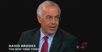 Someone Needs To Welcome David Brooks To The 21st Century