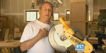 Homeowners' Association Bans Veteran From Building Furniture For Military Families