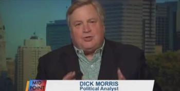 Dick Morris Says Immigration Is Democrats' Armageddon