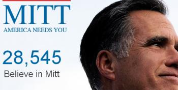 Open Thread - Mitt-mentum!