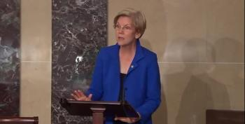 Elizabeth Warren Blasts Republicans For Hobby Lobby Ruling: 'This Is 2014, Not 1914′