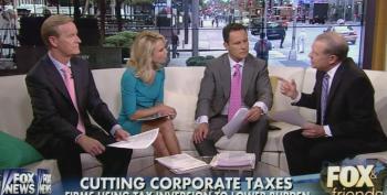 Fox Cheerleads U.S. Companies Moving Overseas - Because Obama