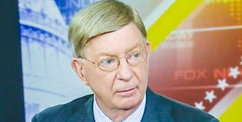 George Will Shocks Fox News Panel: Tell Child Refugees 'Welcome To America'