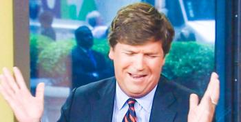 Watch This Fox Pundit Call Out Tucker Carlson's 'Christian Nation' Hypocrisy On Refugee Kids