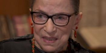 Ruth Bader Ginsburg: Male Justices Don't Understand Hobby Lobby Effect On Women