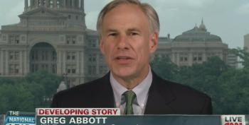 Texas AG Abbott Finds Another Excuse To Sue The Obama Administration